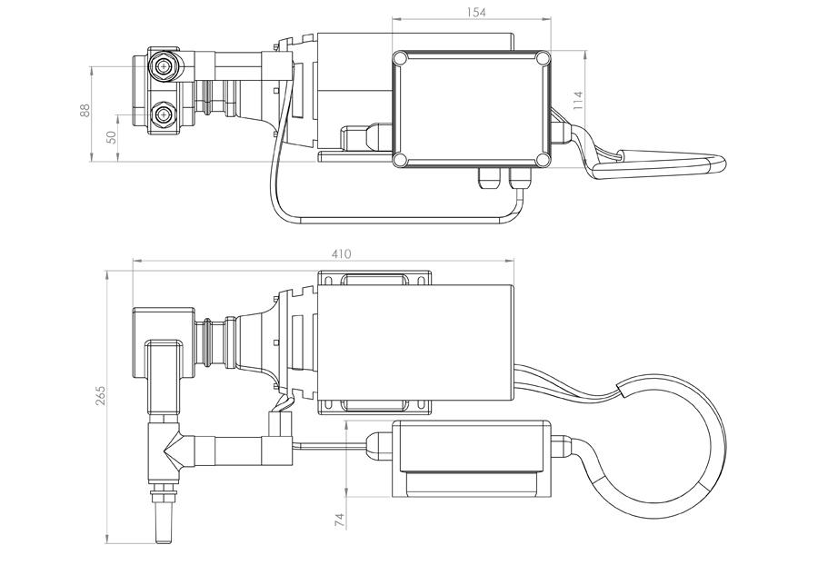 150 l/h Pump