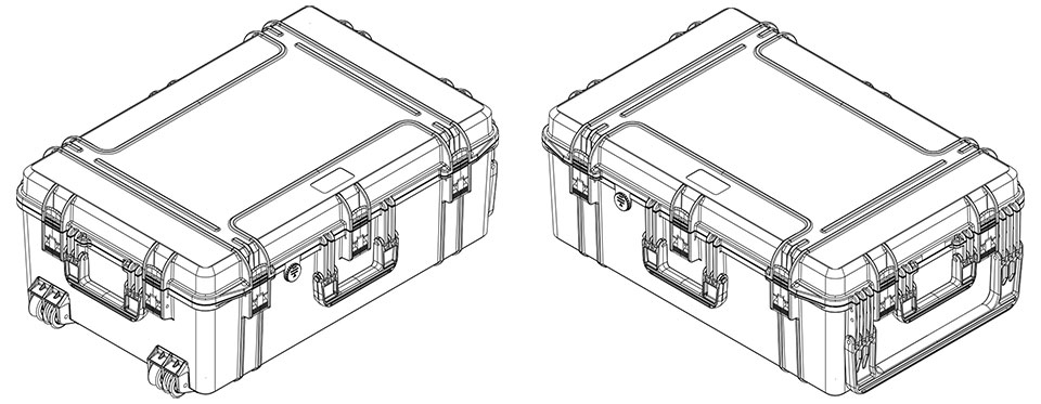 Case Drawings