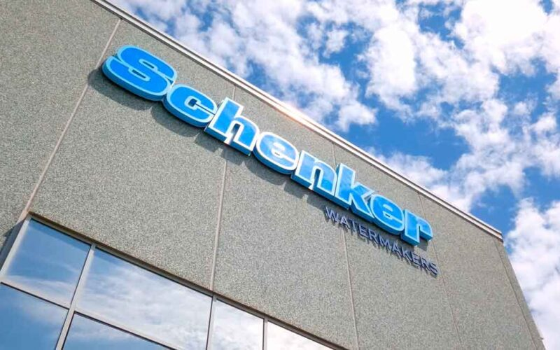 Schenker Watermakers: the company that changed the watermaker industry